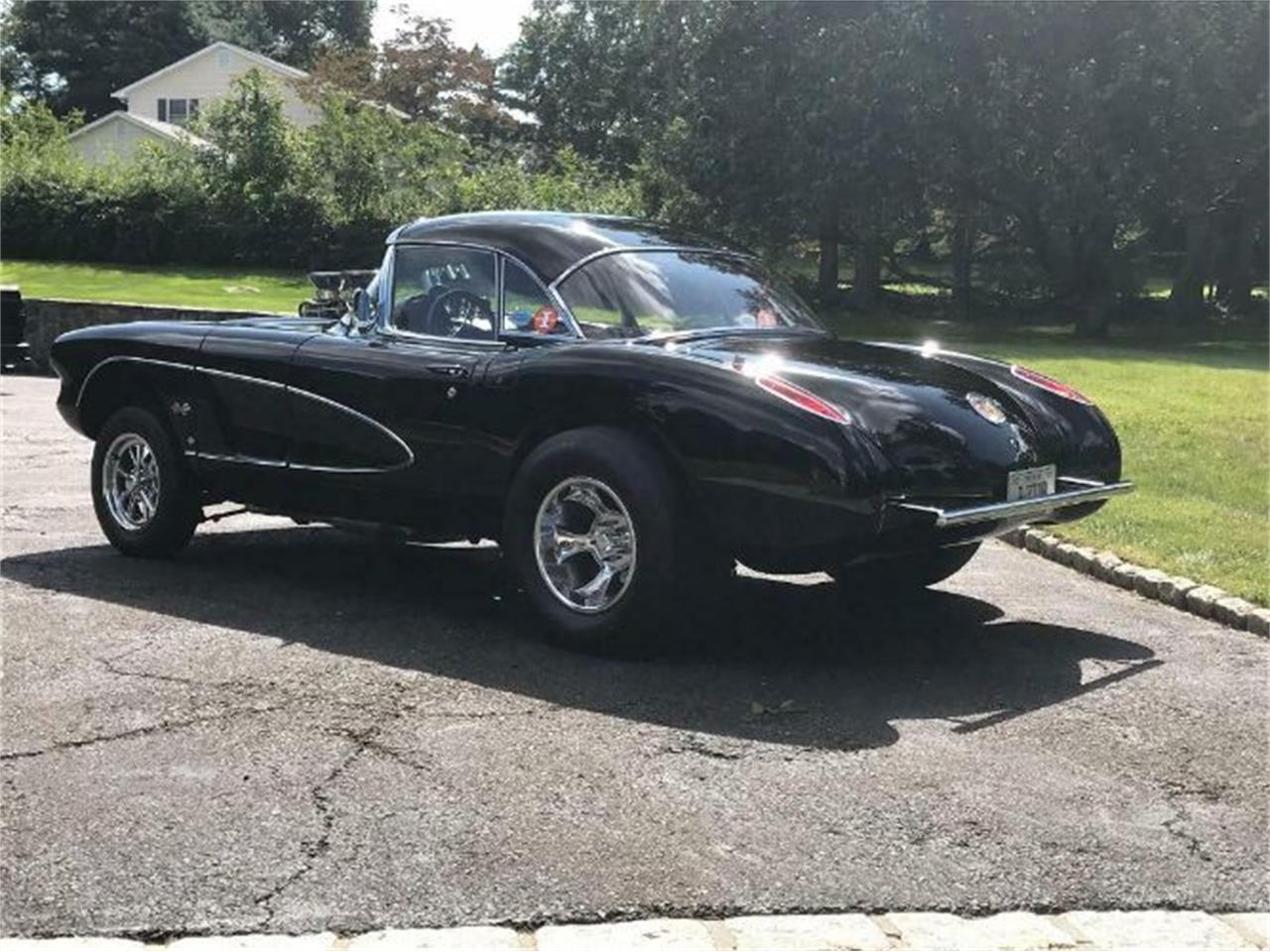 1960 Chevrolet Corvette (CC-1381453) for sale in Cadillac, Michigan