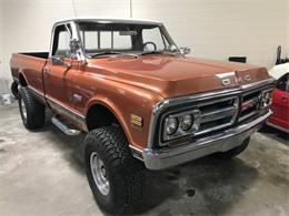 1971 GMC 2500 (CC-1381457) for sale in Cadillac, Michigan