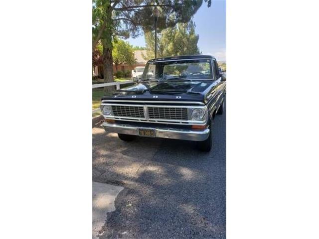 1970 Ford Custom (CC-1381458) for sale in Cadillac, Michigan