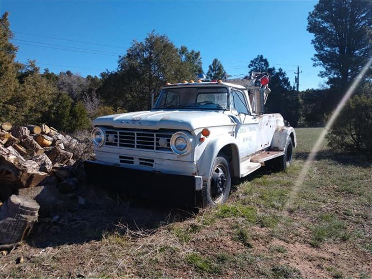1965 Dodge D700 (CC-1381462) for sale in Cadillac, Michigan