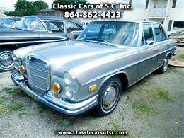 1972 Mercedes-Benz 280SE (CC-1381465) for sale in Gray Court, South Carolina
