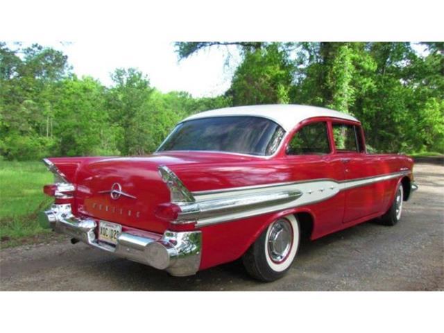 1957 Pontiac Chieftain (CC-1381466) for sale in Cadillac, Michigan
