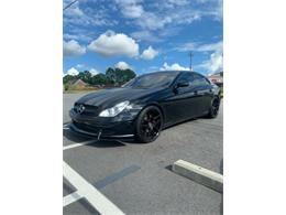 2008 Mercedes-Benz CL550 (CC-1381468) for sale in Cadillac, Michigan