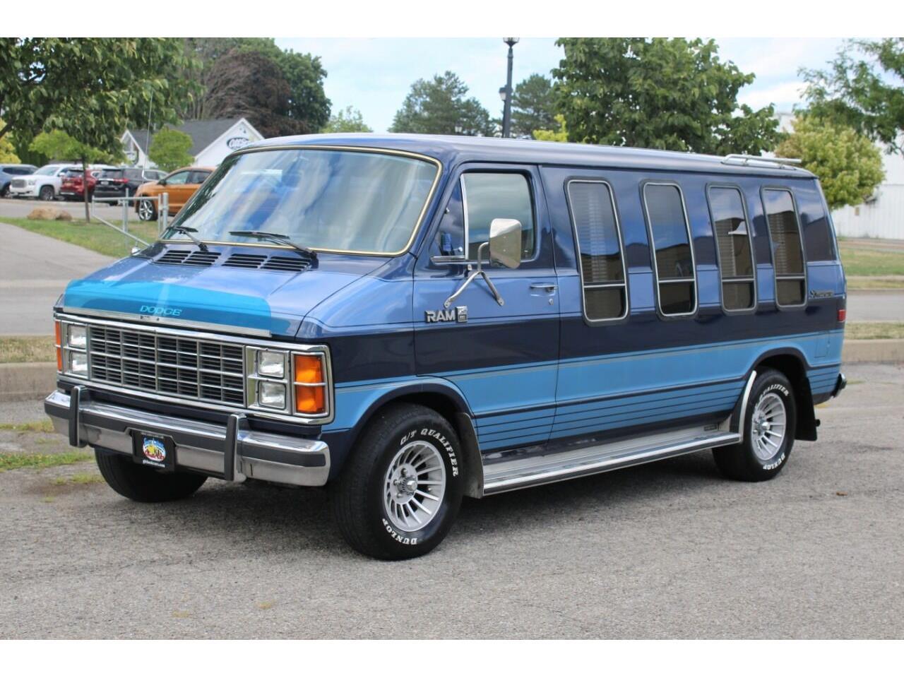 1984 Dodge Ram Van For Sale Classiccars Com Cc 1381483