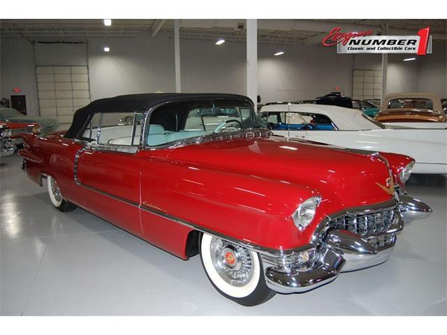 1955 Cadillac Eldorado (CC-1381485) for sale in Rogers, Minnesota