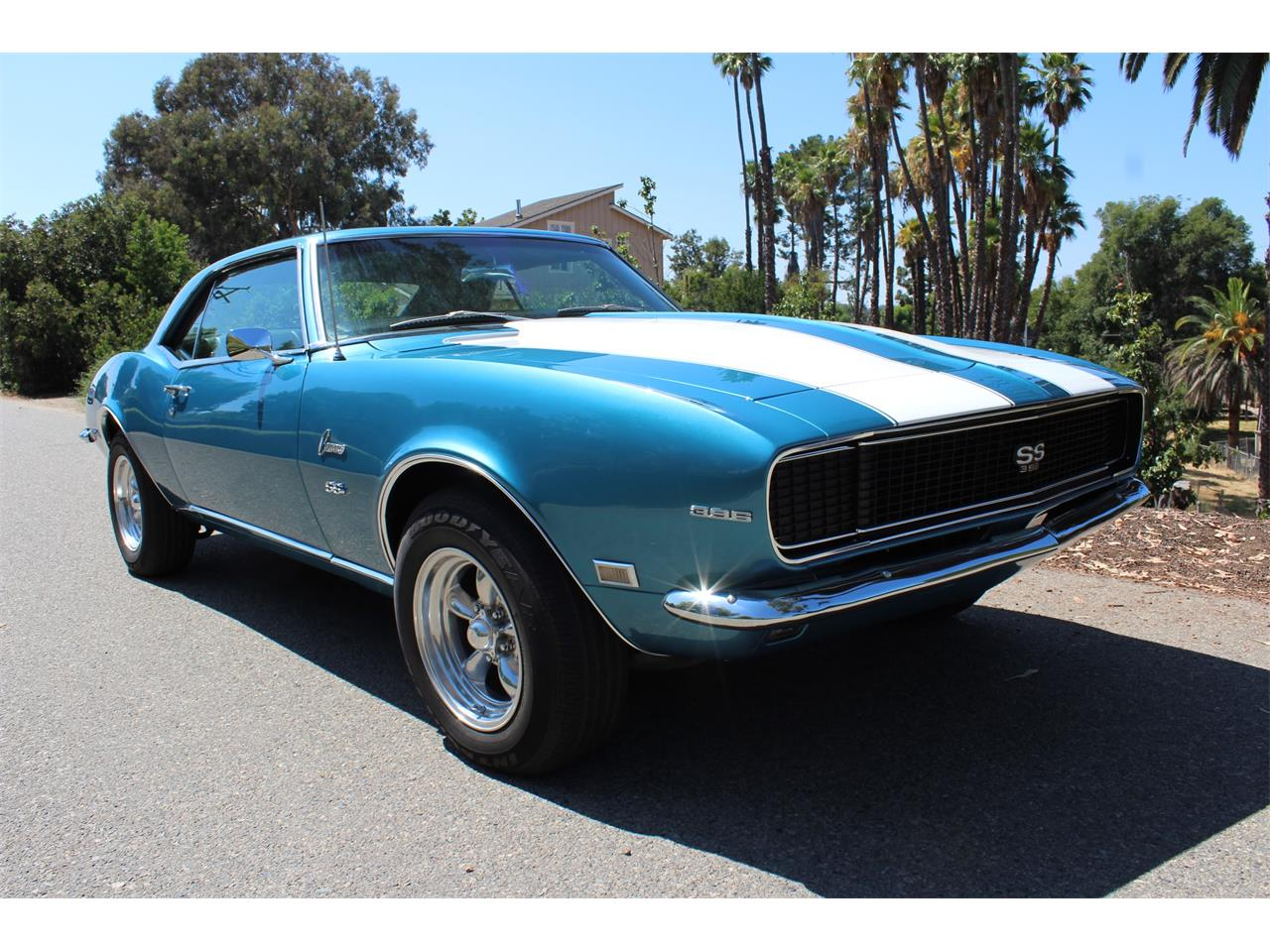 1968 Chevrolet Camaro RS/SS (CC-1380149) for sale in Fullerton, California