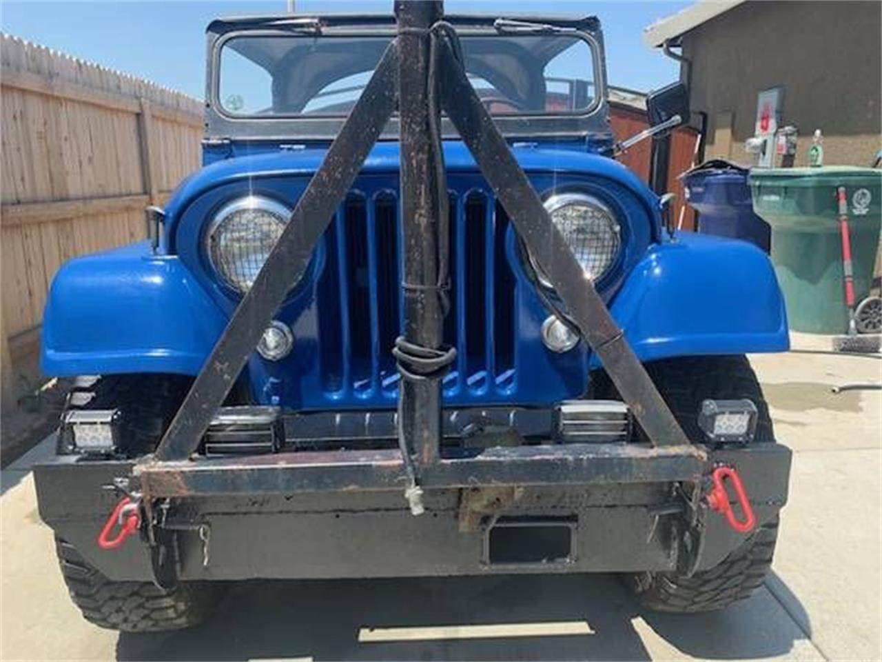 1957 Willys Jeep (CC-1381504) for sale in Cadillac, Michigan