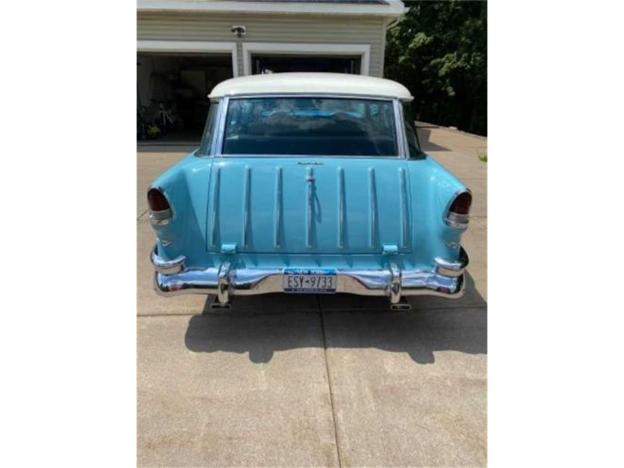 1955 Chevrolet Nomad (CC-1381507) for sale in Cadillac, Michigan