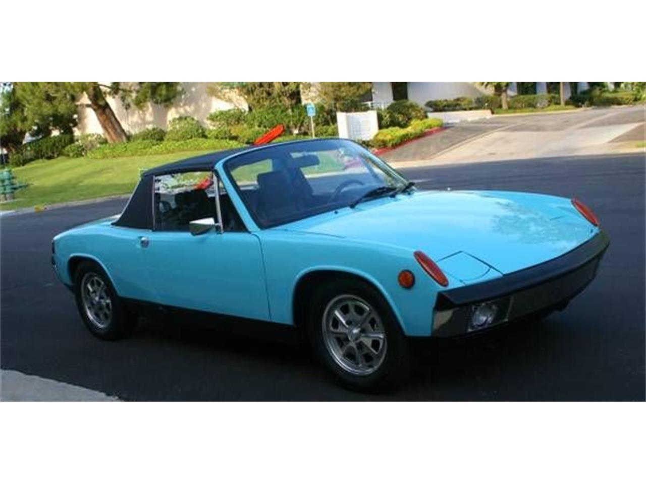 1974 Porsche 914 (CC-1381509) for sale in Cadillac, Michigan