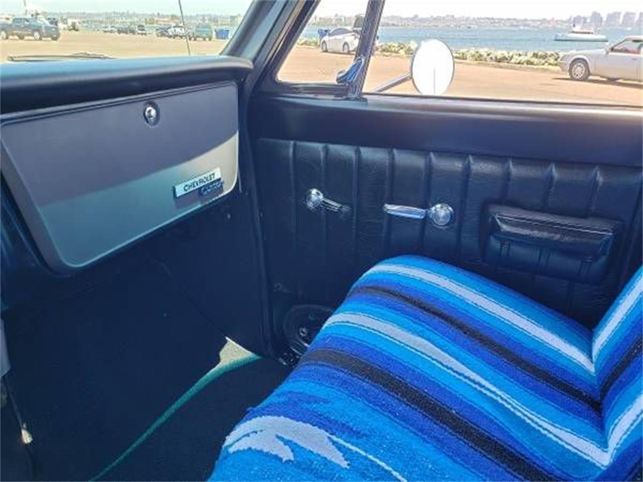 1969 Chevrolet C10 (CC-1381510) for sale in Cadillac, Michigan