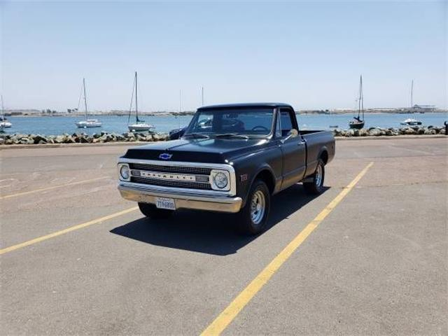 1969 Chevrolet C10 (CC-1381510) for sale in Cadillac, Michigan