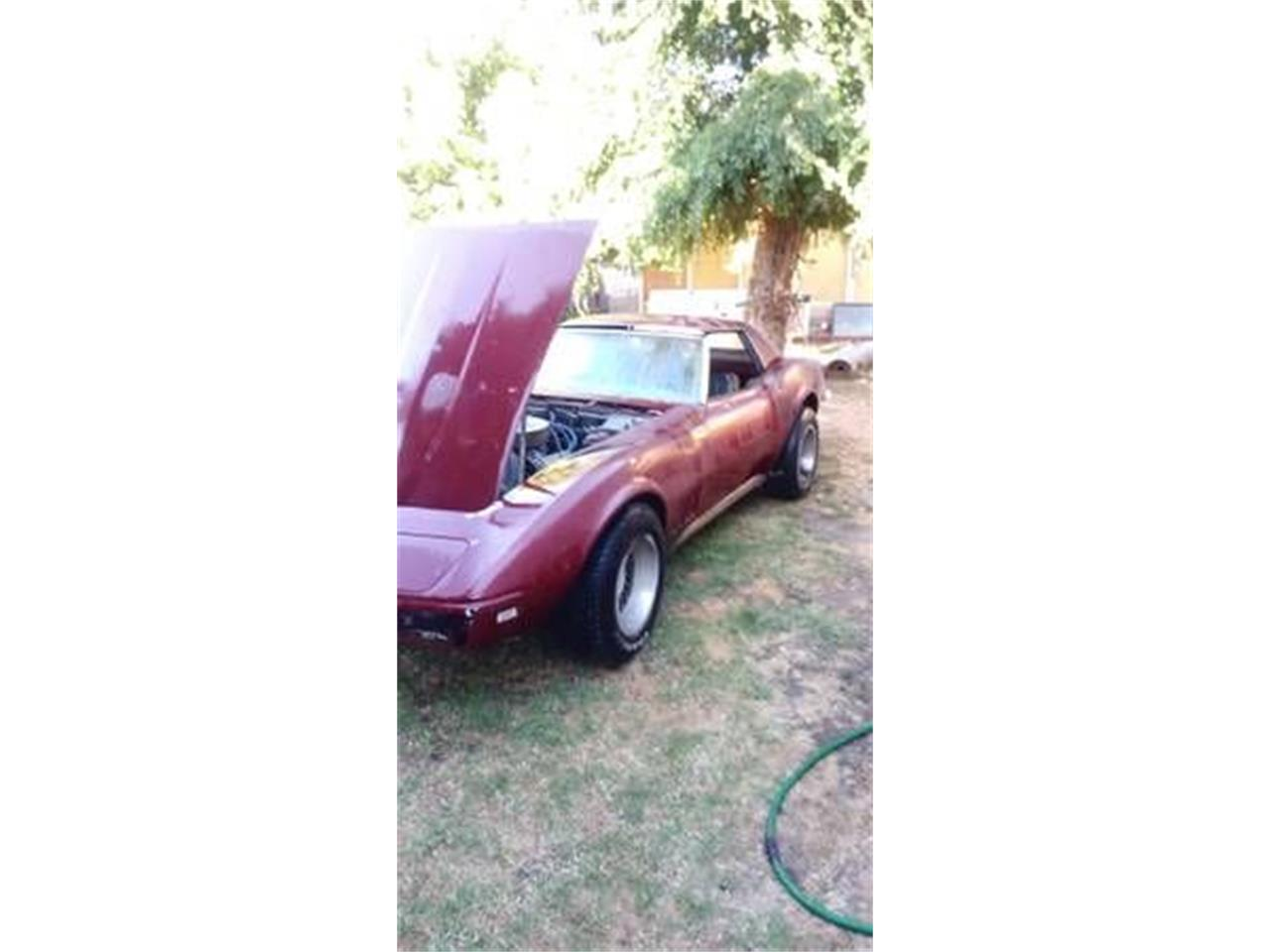 1968 Chevrolet Corvette (CC-1381512) for sale in Cadillac, Michigan