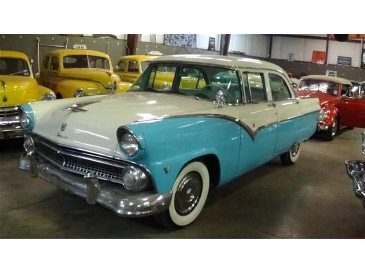 1955 Ford Town Sedan (CC-1381528) for sale in Cadillac, Michigan