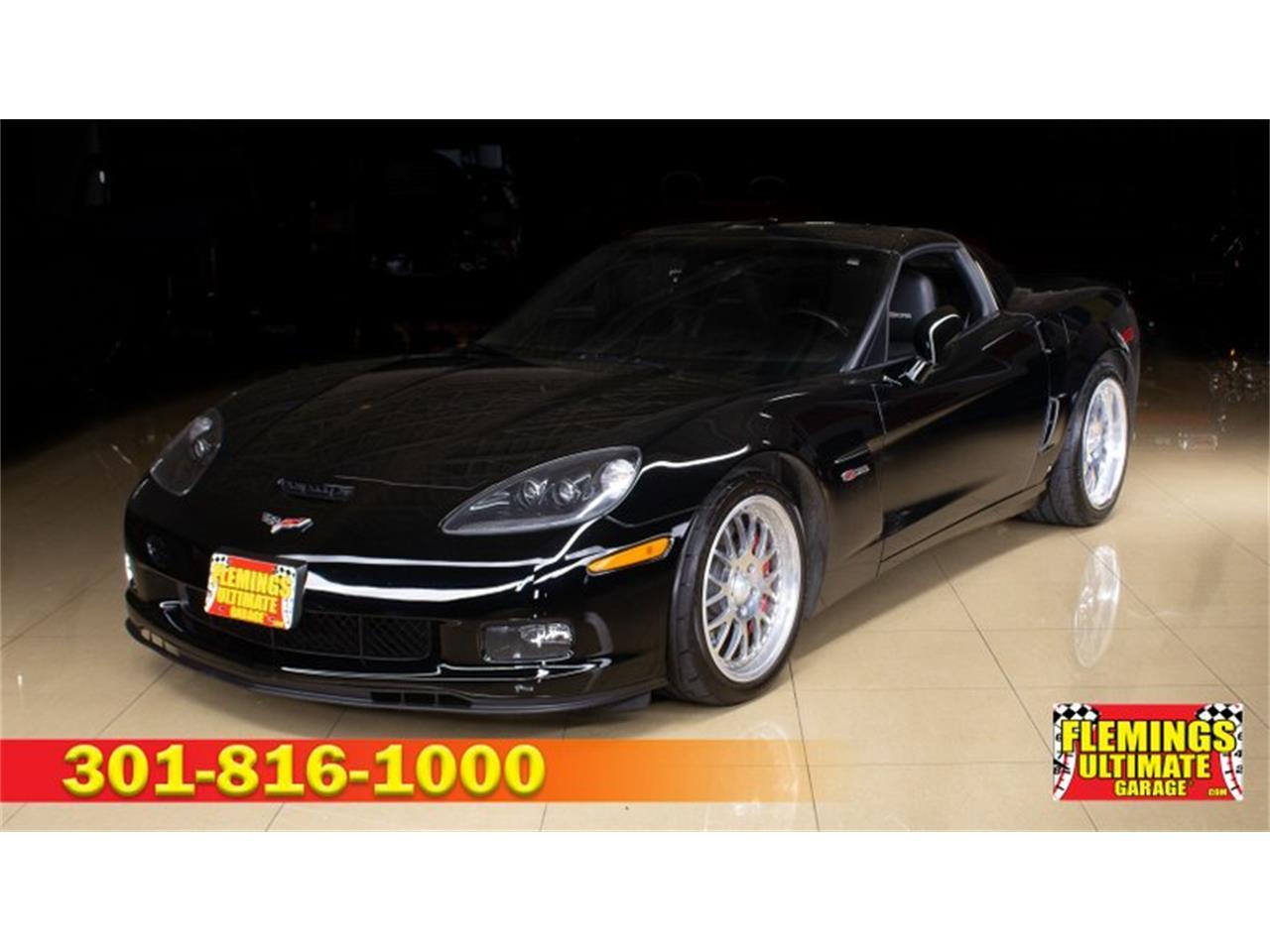 2007 Chevrolet Corvette (CC-1381540) for sale in Rockville, Maryland