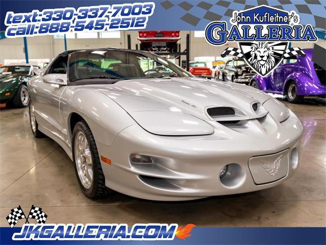 2002 Pontiac Firebird (CC-1381544) for sale in Salem, Ohio