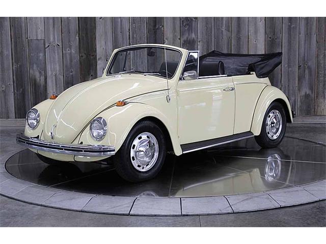 1968 Volkswagen Beetle (CC-1381546) for sale in Bettendorf, Iowa