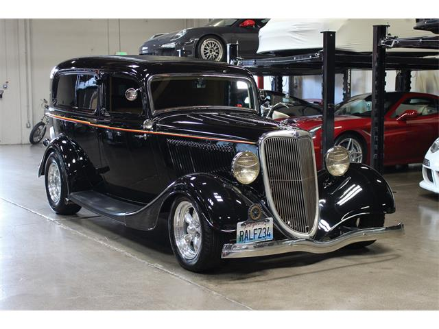 1934 Ford Sedan Delivery (CC-1381551) for sale in San Carlos, California