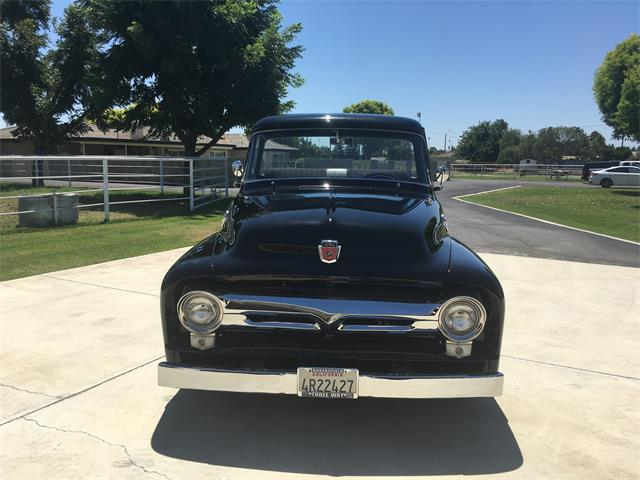 1956 Ford F100 (CC-1380156) for sale in BAKERSFIELD, California