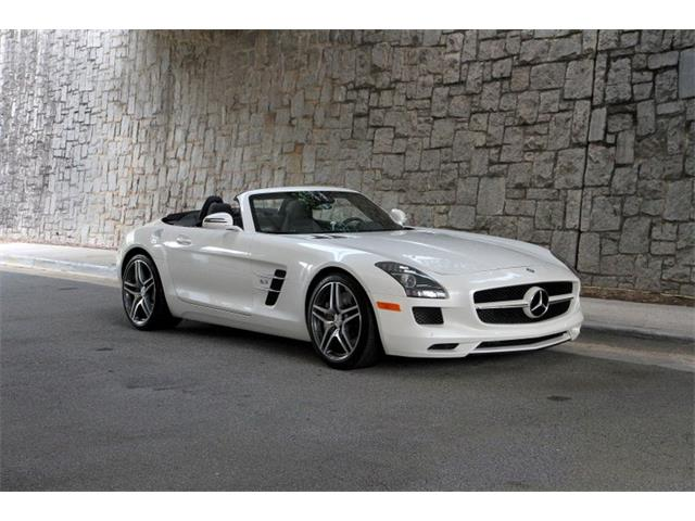 2012 Mercedes-Benz SLS AMG (CC-1381569) for sale in Atlanta, Georgia