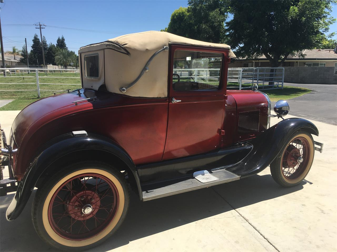 1929 Ford Coupe (CC-1380157) for sale in Bakersfield, California