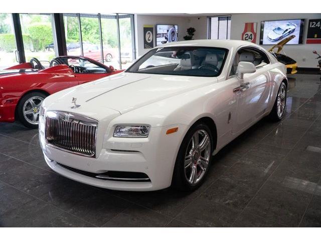 2016 Rolls-Royce Silver Wraith (CC-1381570) for sale in Miami, Florida