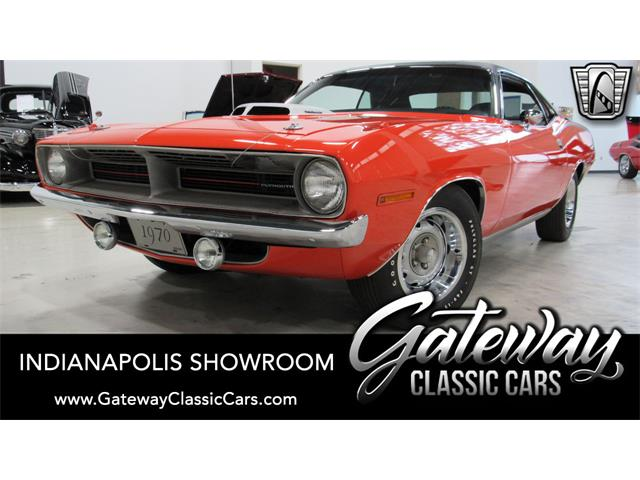 1970 Plymouth Cuda (CC-1381574) for sale in O'Fallon, Illinois