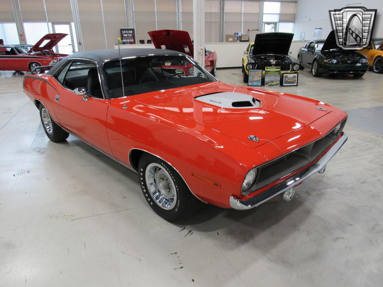 1970 Plymouth Cuda (CC-1381574) for sale in O'Fallon, Illinois