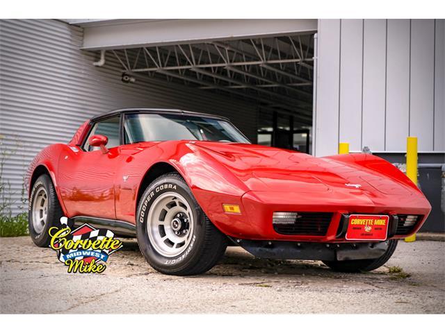 1979 Chevrolet Corvette (CC-1381579) for sale in Burr Ridge, Illinois