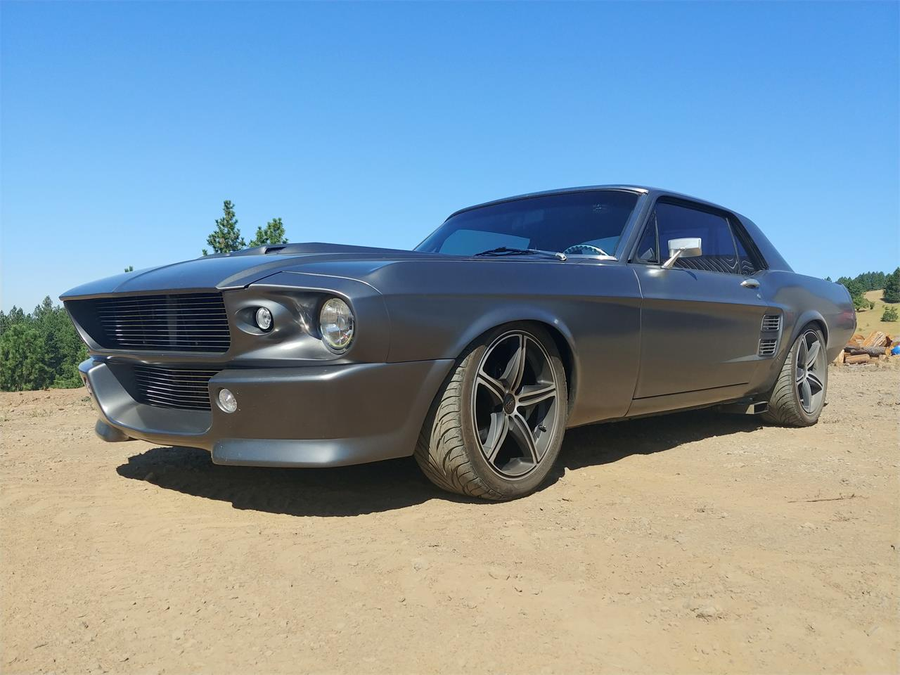 1967 Ford Mustang (CC-1380158) for sale in Orofino, Idaho