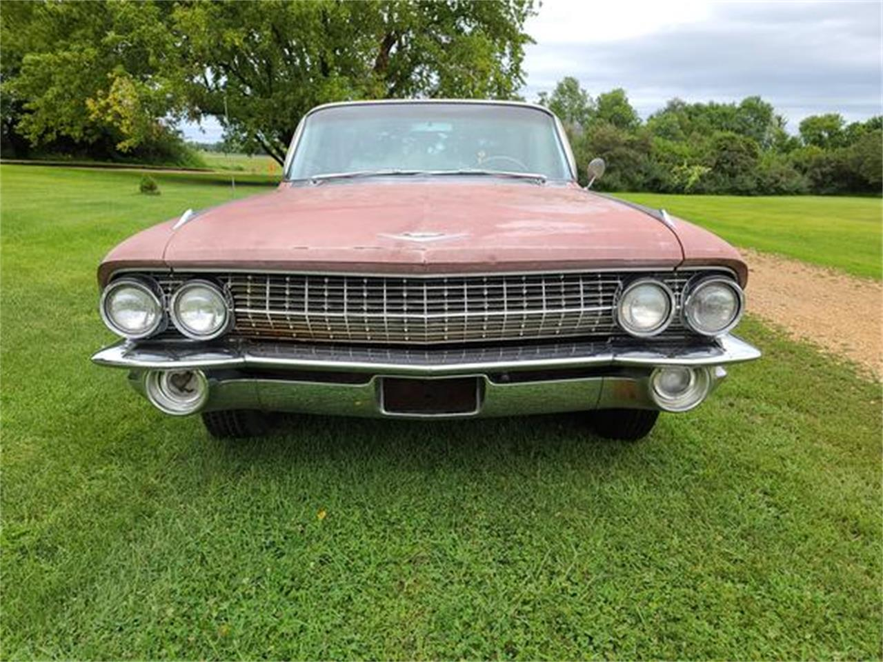 1961 Cadillac Series 62 (CC-1381582) for sale in New Ulm, Minnesota
