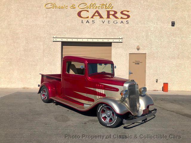 1935 Chevrolet Custom