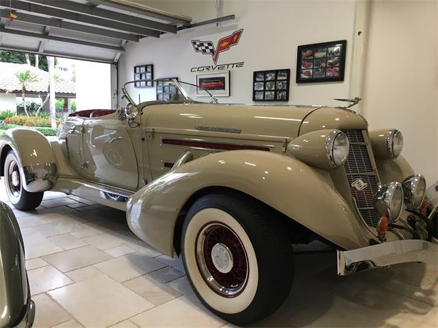 1936 Auburn 852 (CC-1380159) for sale in Boca Raton, Florida