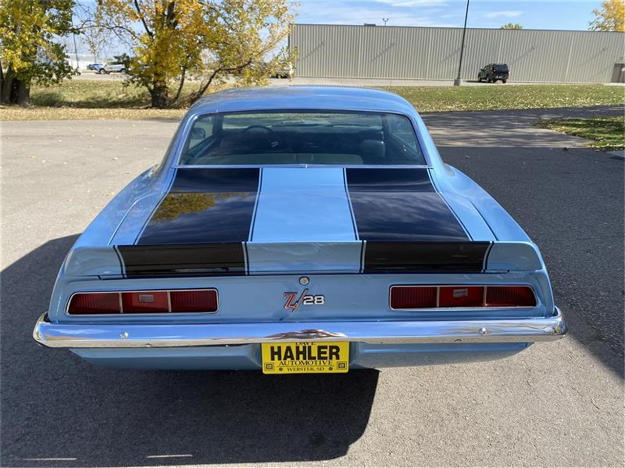 1969 Chevrolet Camaro (CC-1381590) for sale in Webster, South Dakota