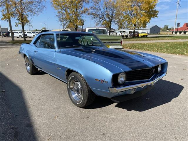 1969 Chevrolet Camaro (CC-1381590) for sale in Webster, South Dakota