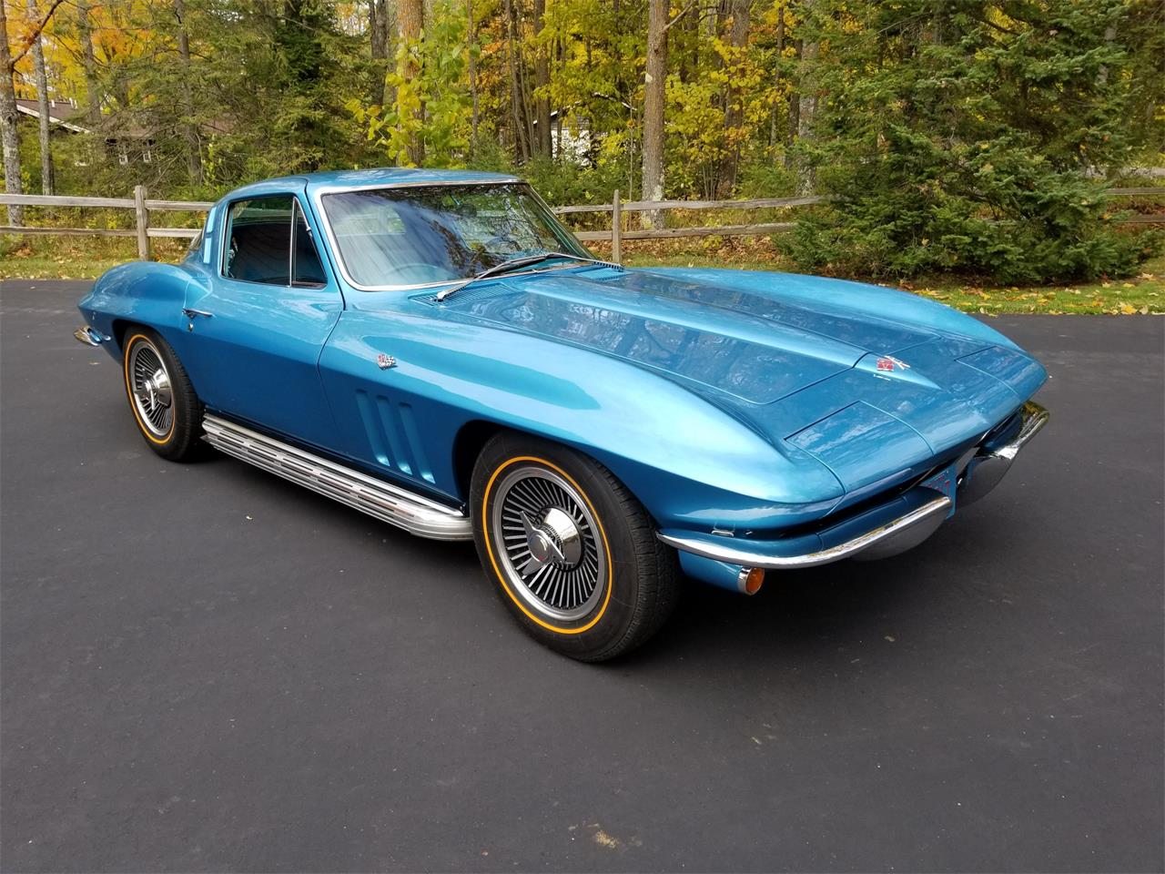 1965 Chevrolet Corvette Stingray (CC-1381599) for sale in Cable, Wisconsin