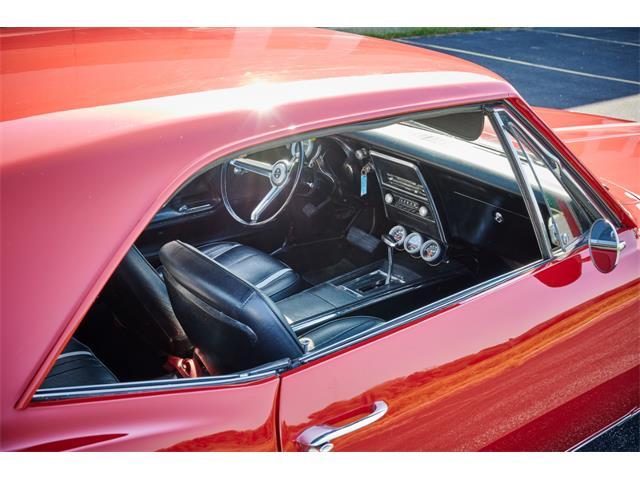 1967 Chevrolet Camaro (CC-1381601) for sale in O'Fallon, Illinois