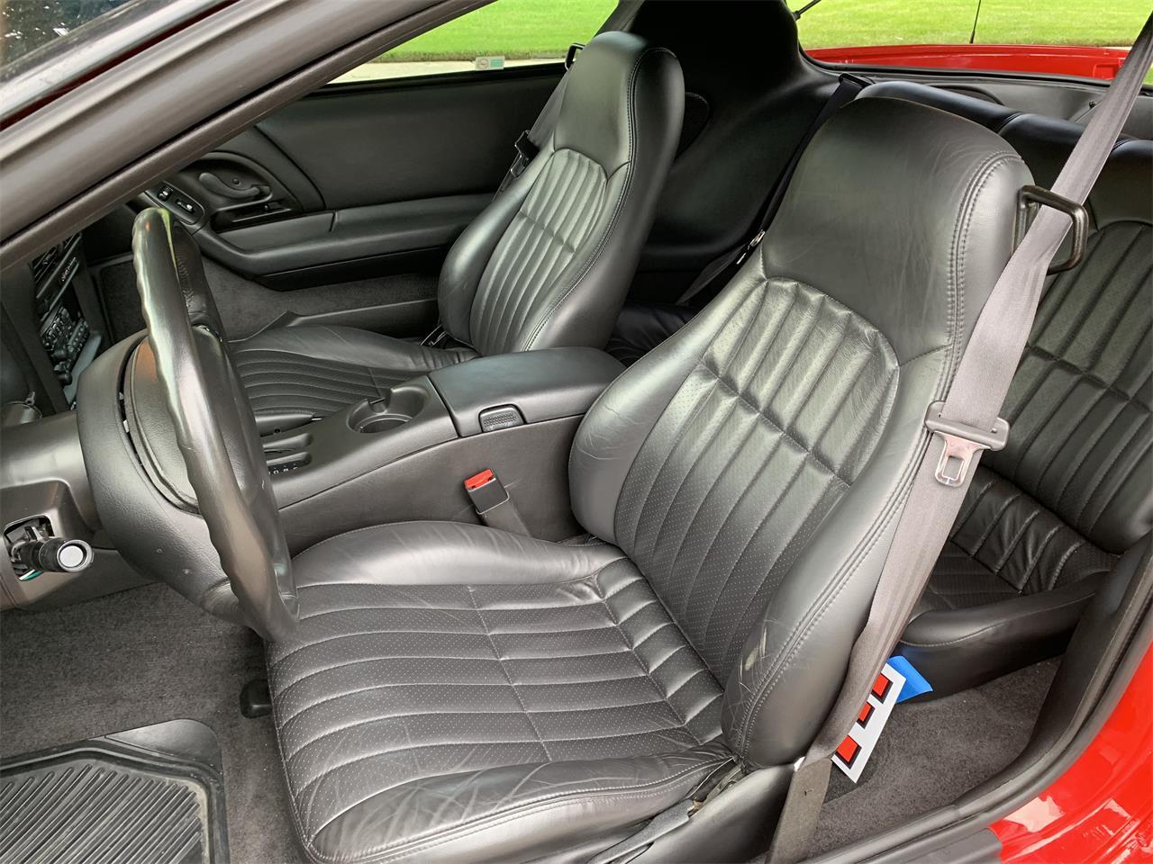 2002 Chevrolet Camaro Z28 (CC-1381609) for sale in Warren, Michigan