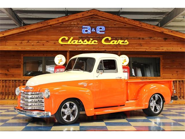 1953 Chevrolet 3100 (CC-1381610) for sale in New Braunfels , TX