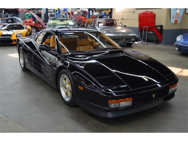 1990 Ferrari Testarossa (CC-1381613) for sale in Huntington Station, New York