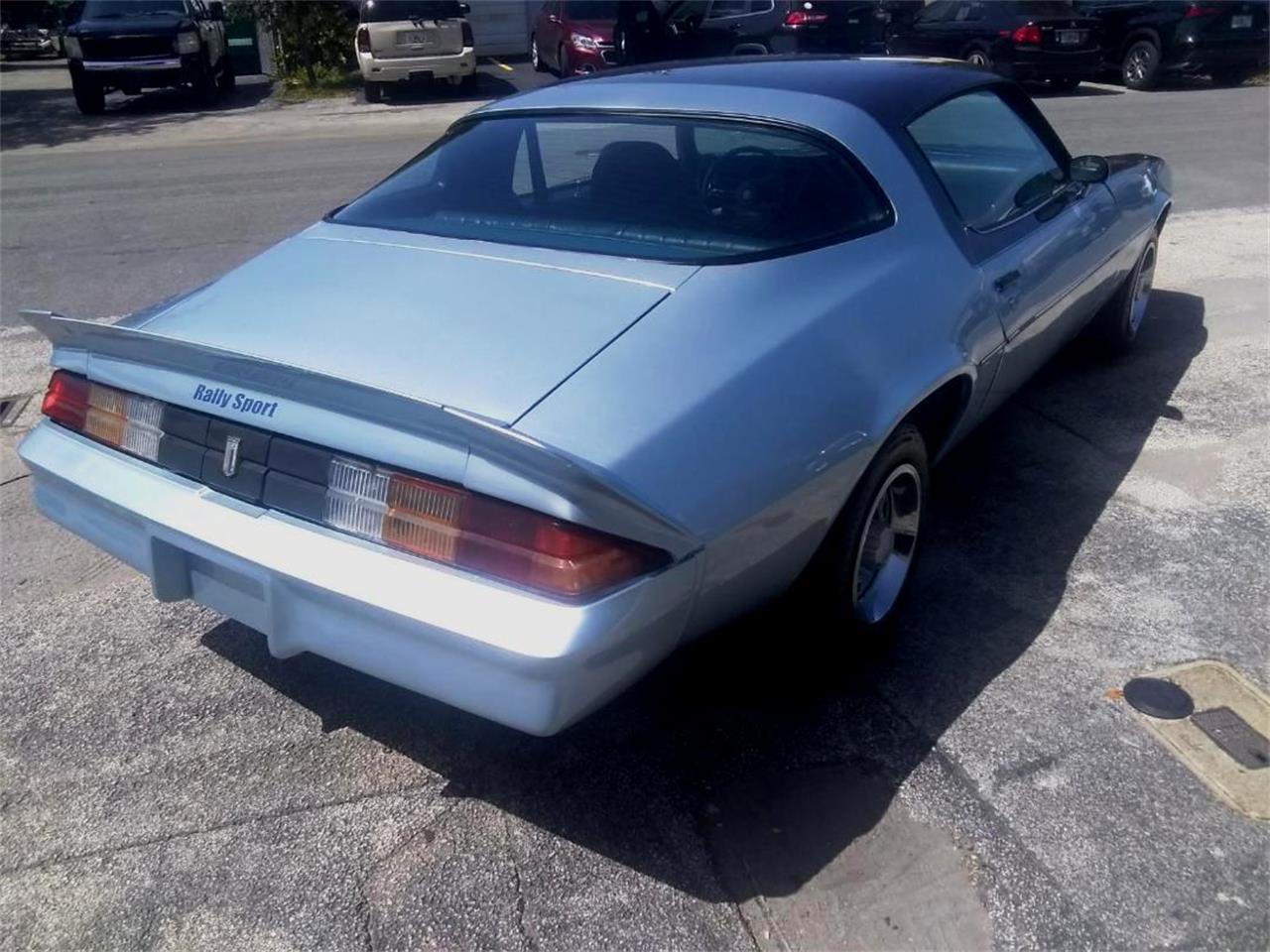 1979 Chevrolet Camaro (CC-1381615) for sale in Pompano Beach, Florida
