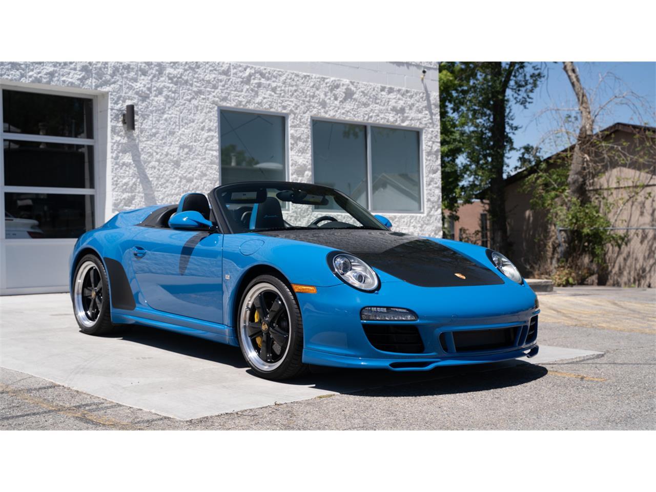 2011 Porsche Speedster (CC-1381623) for sale in Salt Lake City, Utah
