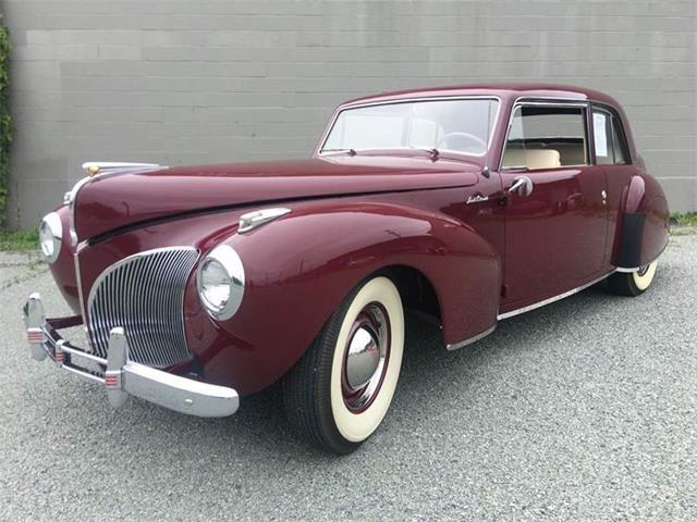 1941 Lincoln Continental (CC-1381628) for sale in Bremerton, Washington