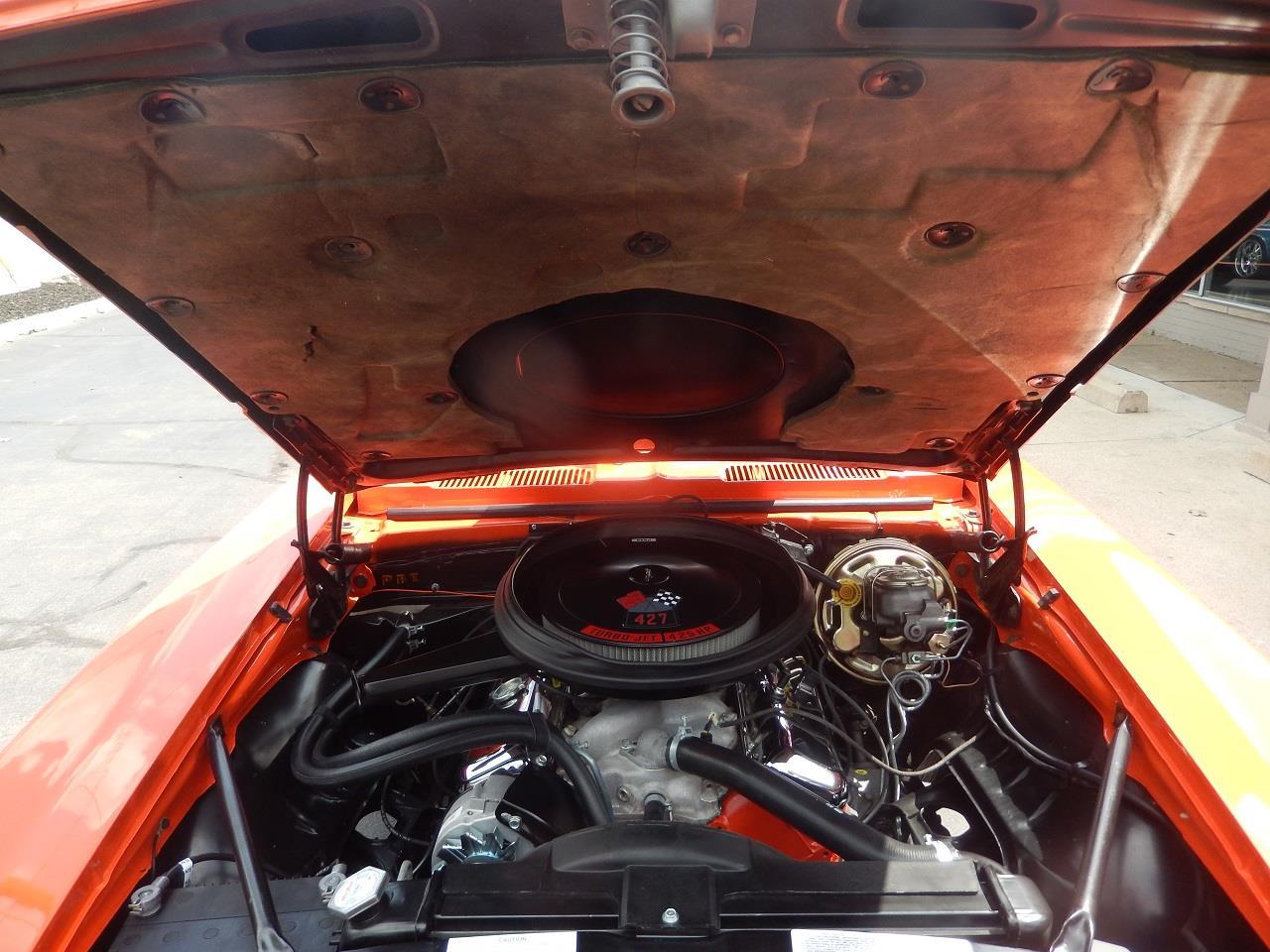 1969 Chevrolet Camaro (CC-1381636) for sale in Clarkston, Michigan