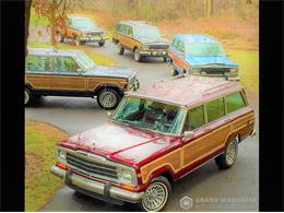 1986 Jeep Grand Wagoneer (CC-1381637) for sale in BEMUS POINT, New York