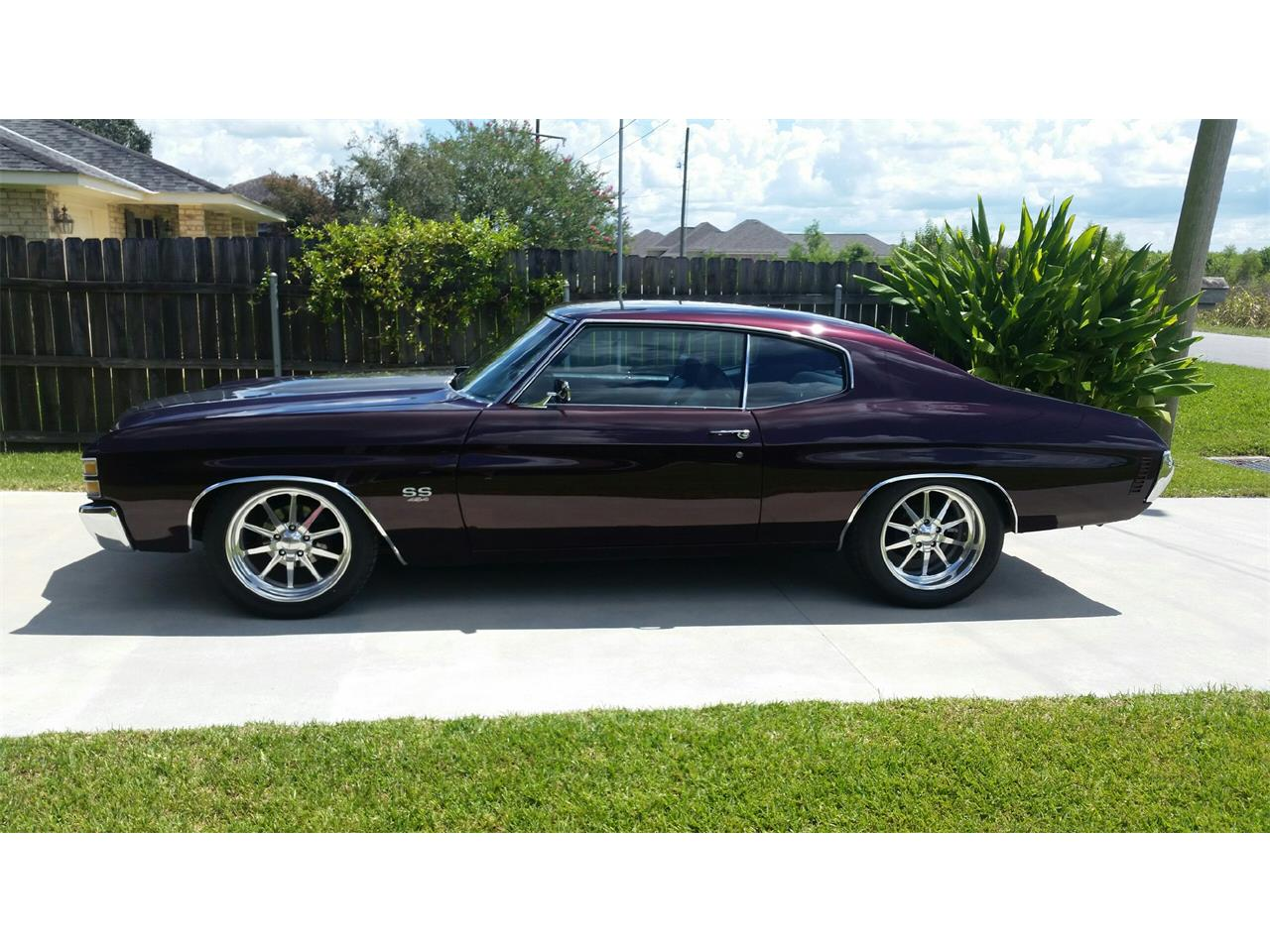 1971 Chevrolet Chevelle SS (CC-1381643) for sale in Thibodaux , Louisiana