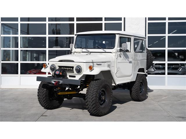 1977 Toyota Land Cruiser FJ (CC-1381645) for sale in Salt Lake City, Utah