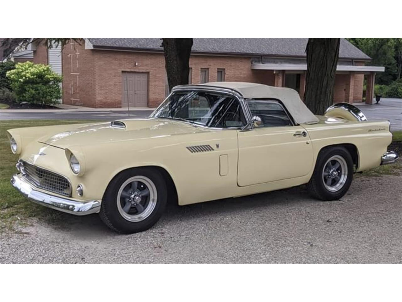1956 Ford Thunderbird (CC-1381647) for sale in Willoughby , Ohio