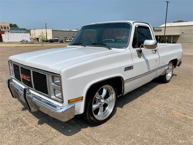 1987 GMC Sierra 1500 (CC-1381648) for sale in Denison, Texas