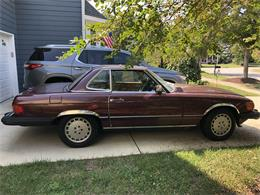 1989 Mercedes-Benz 560SL (CC-1381654) for sale in Holly Springs, North Carolina