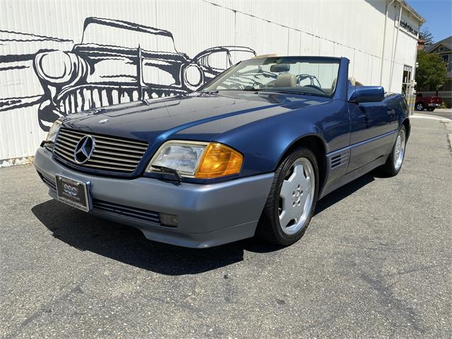 1991 Mercedes-Benz 500 (CC-1381668) for sale in Fairfield, California